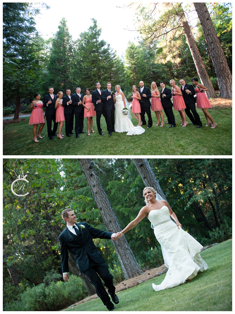 Grand Sierra Point wedding portraits
