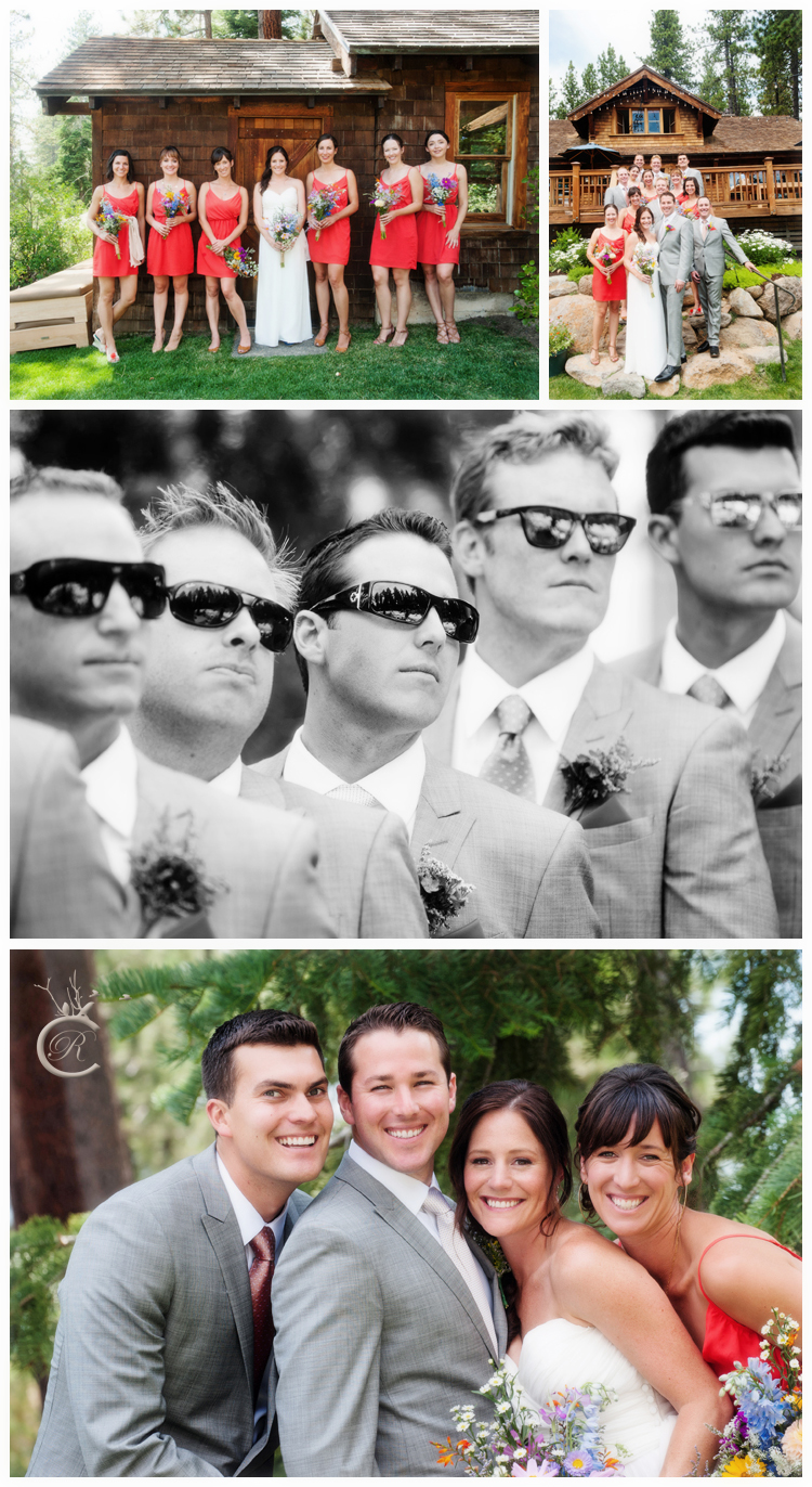 Bridal Party • Carrie Richards Photography
