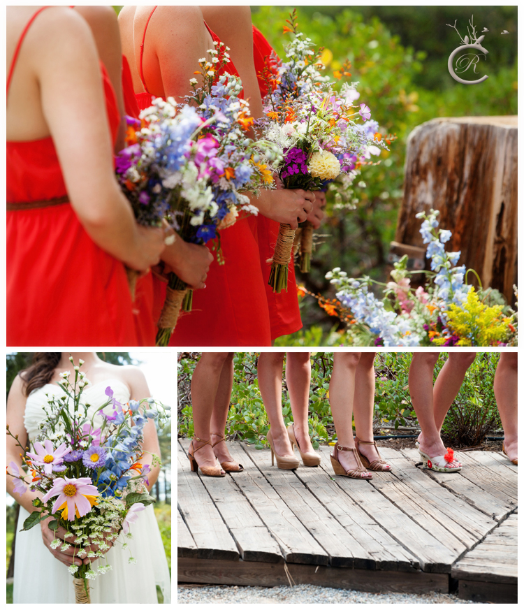 Pretty Floral Details • Carrie Richards Photography
