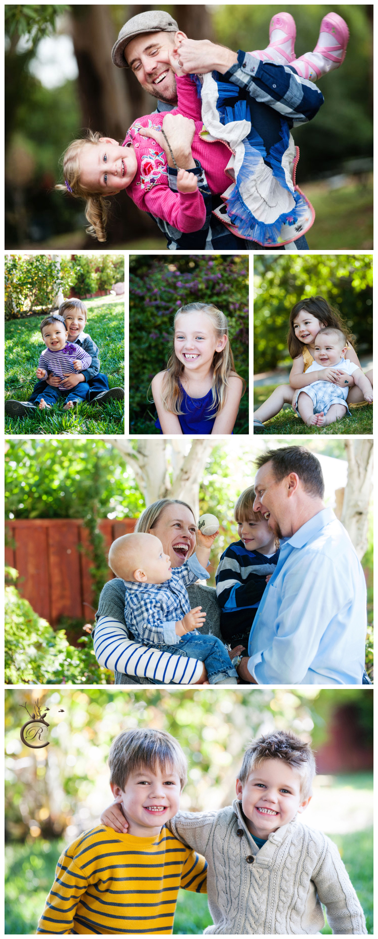 Family portraits | Carrie Richards Photography