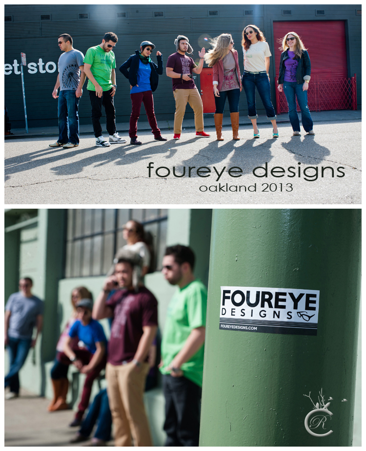 FOUREYE Designs lifestyle photos