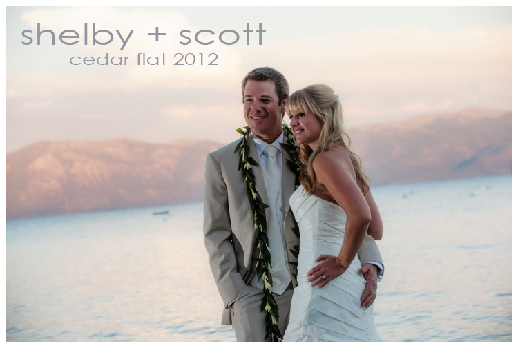 Shelby + Scott's Wedding at Cedar Flat