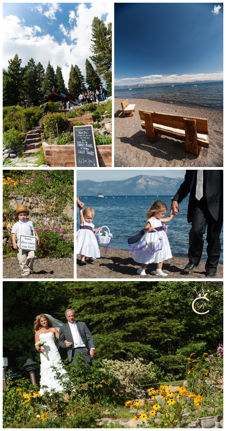 The Logs Estate Wedding in Cedar Flat