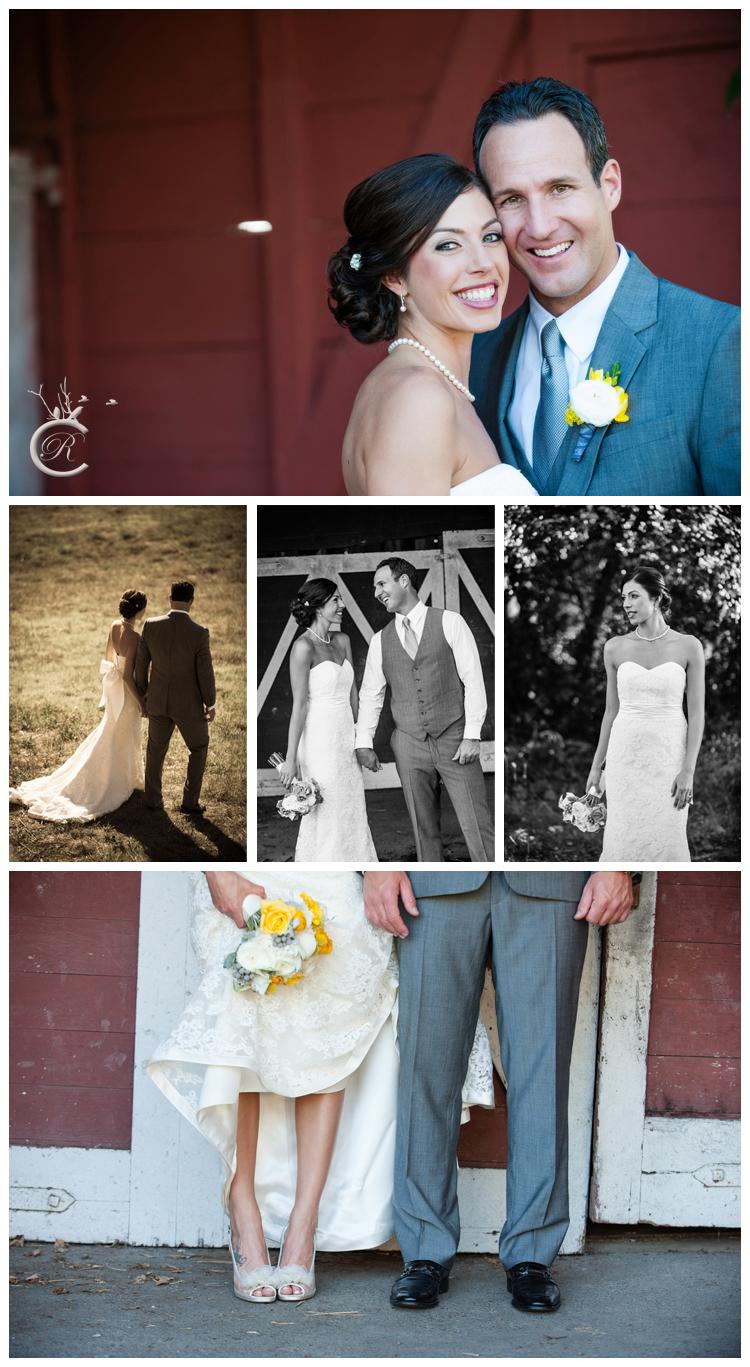 Santa Rosa wedding photography