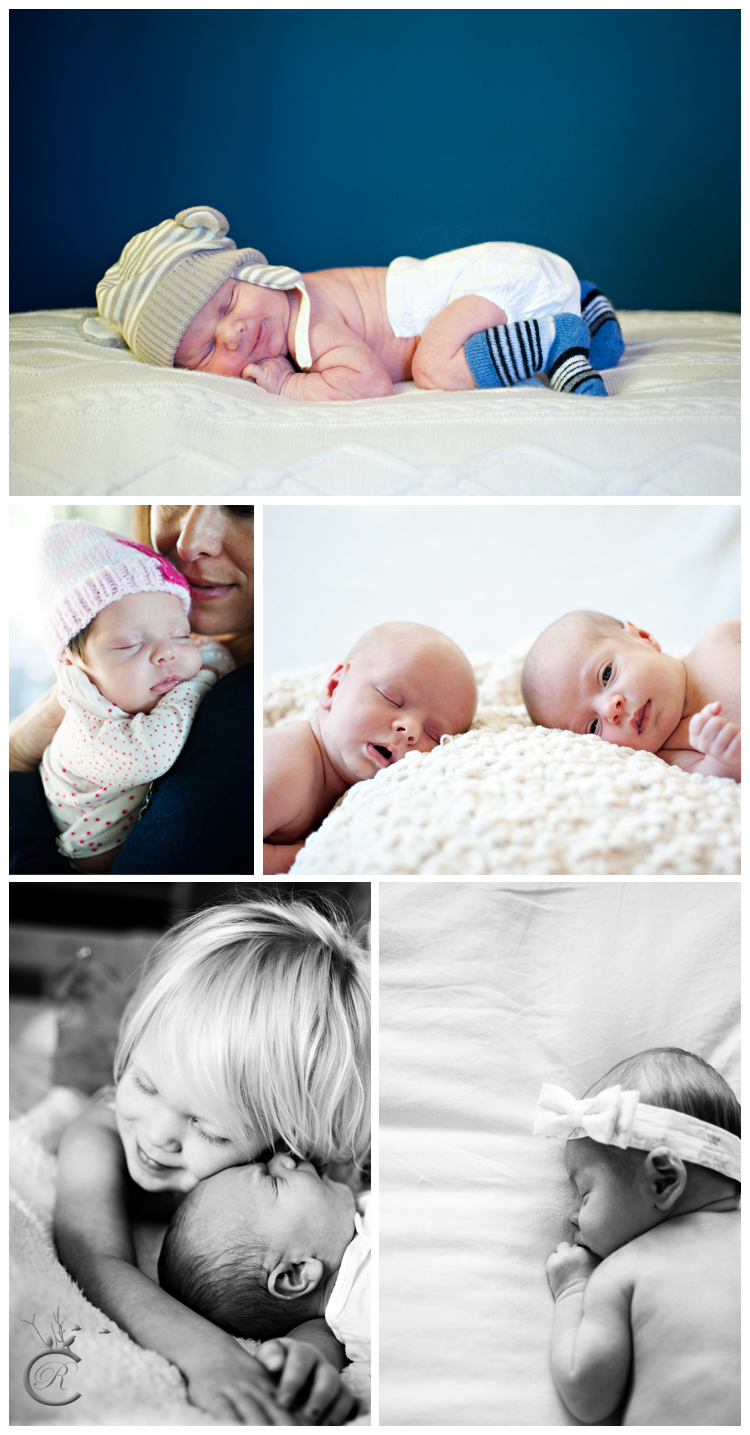 Sleeping baby photos • Carrie Richards Photography