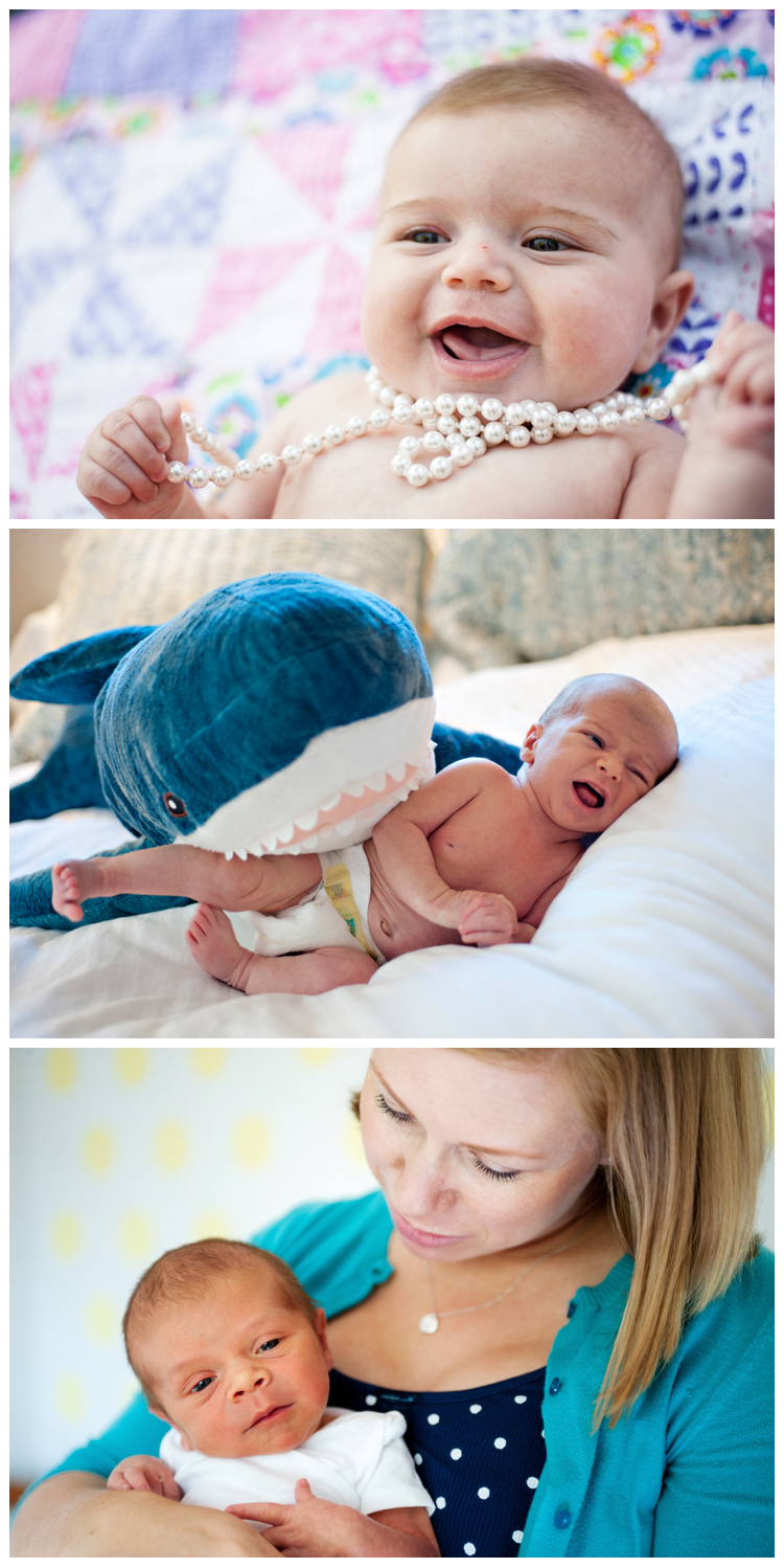 Oakland baby portraits • Carrie Richards Photography