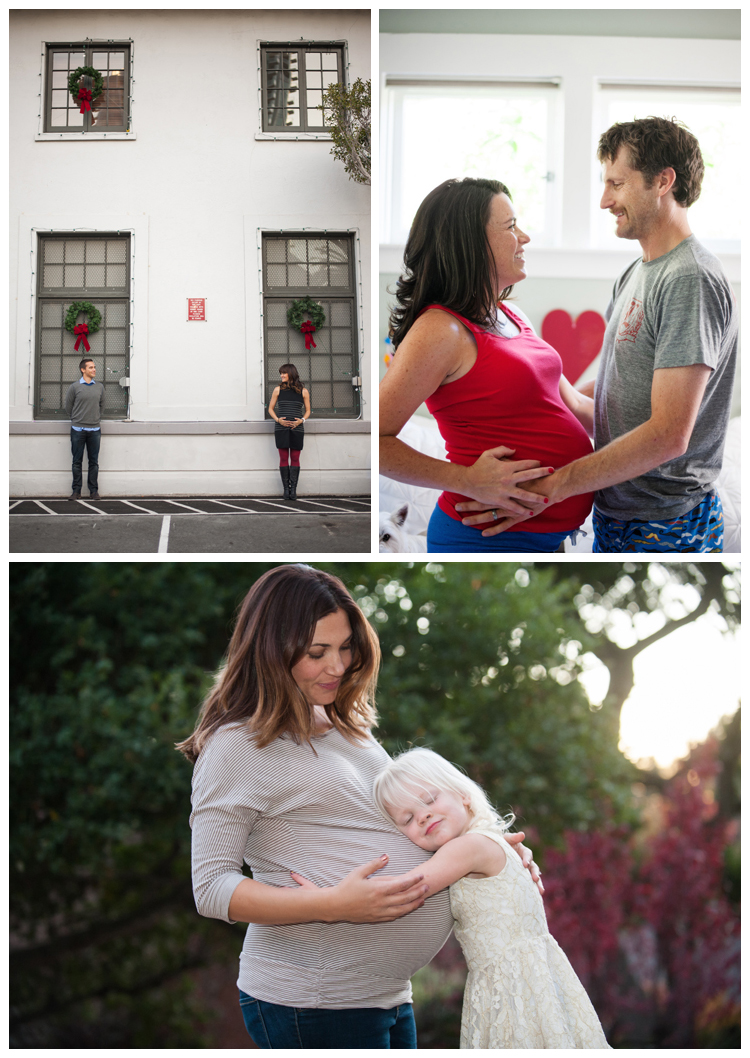 Maternity Portraits by Carrie Richards Photography