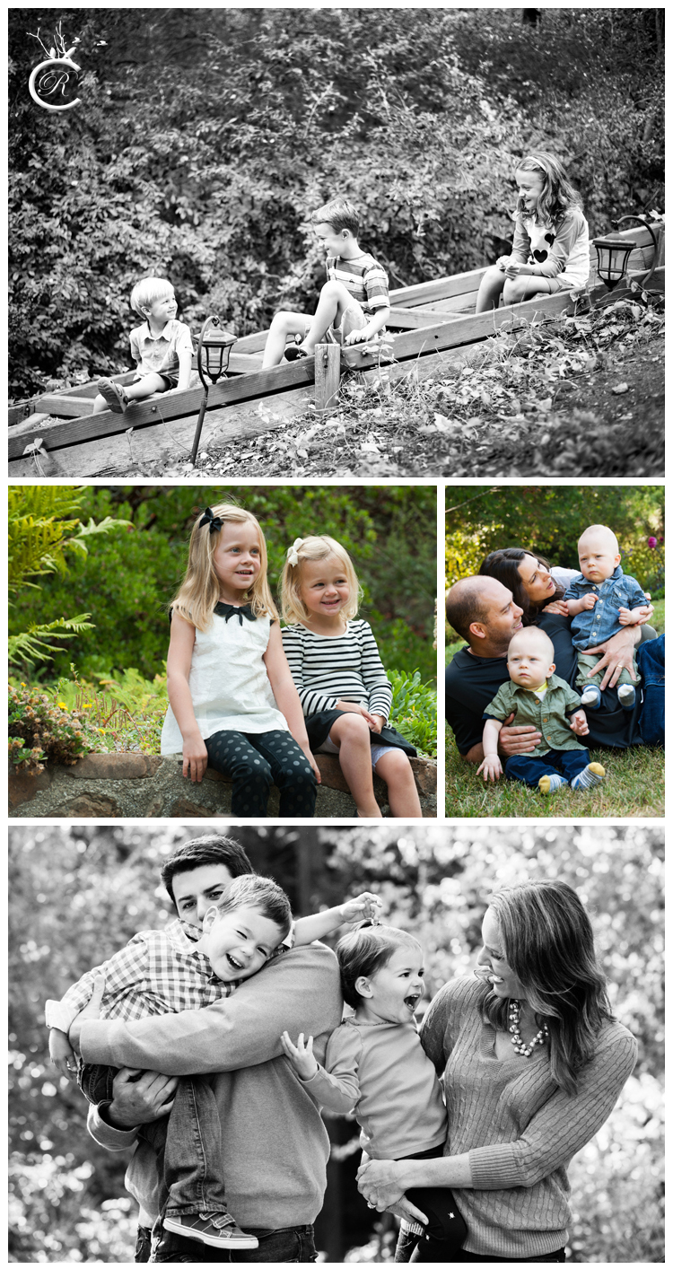 Family Portraits in Nature • Carrie Richards Photography