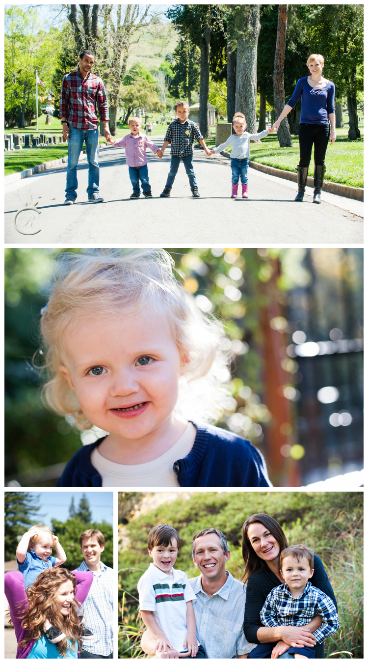 Bay Area holiday family photos • Carrie Richards Photography