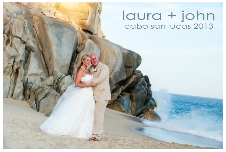 Crashing waves • Wedding at Cabo San Lucas