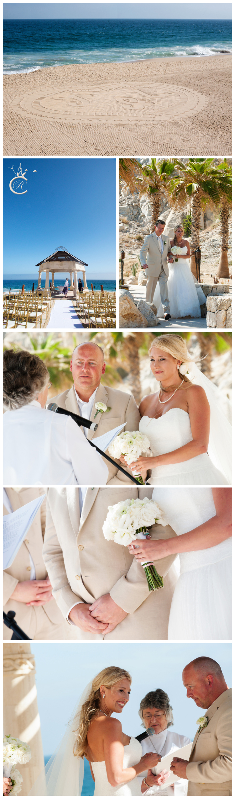 Wedding Ceremony at Grand Solmar