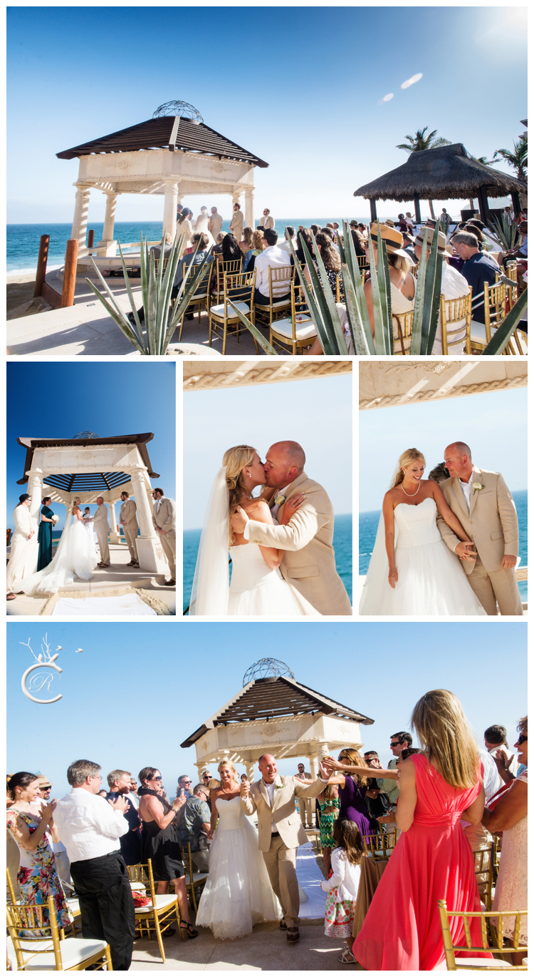 Wedding Ceremony in Cabo San Lucas