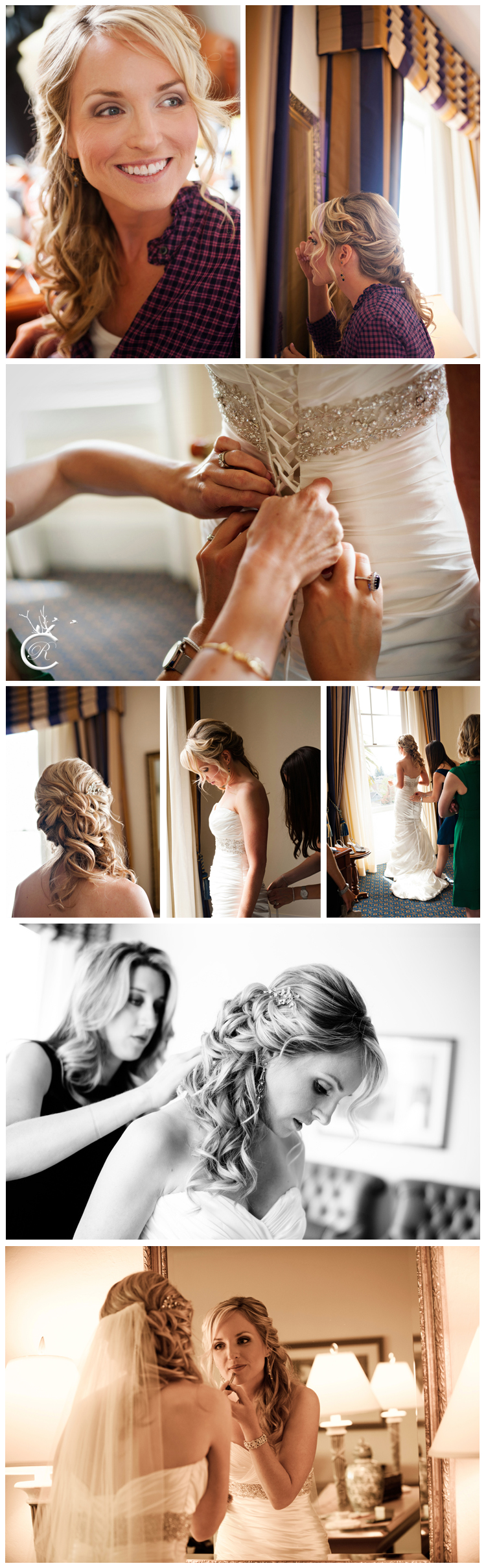 Bridal Wedding Photos
